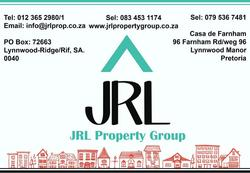 JRL Representative , estate agent